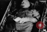 Image of Lenin lying in state Moscow Russia Soviet Union, 1924, second 54 stock footage video 65675052606