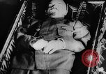 Image of Lenin lying in state Moscow Russia Soviet Union, 1924, second 58 stock footage video 65675052606