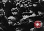 Image of massed crowd parading Moscow Russia Soviet Union, 1924, second 19 stock footage video 65675052607