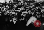 Image of massed crowd parading Moscow Russia Soviet Union, 1924, second 50 stock footage video 65675052607