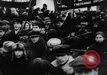 Image of massed crowd parading Moscow Russia Soviet Union, 1924, second 61 stock footage video 65675052607