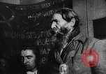 Image of Local  Leader meets with Russian villagers Russia, 1921, second 7 stock footage video 65675052608