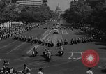Image of American Legionnaires parade Washington DC USA, 1954, second 5 stock footage video 65675052612