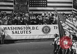 Image of American Legionnaires parade Washington DC USA, 1954, second 6 stock footage video 65675052612