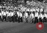 Image of American Legionnaires parade Washington DC USA, 1954, second 9 stock footage video 65675052612