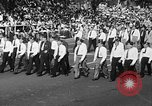 Image of American Legionnaires parade Washington DC USA, 1954, second 10 stock footage video 65675052612