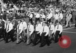 Image of American Legionnaires parade Washington DC USA, 1954, second 13 stock footage video 65675052612