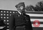 Image of American Legionnaires parade Washington DC USA, 1954, second 15 stock footage video 65675052612