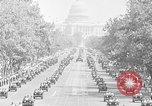 Image of American Legionnaires parade Washington DC USA, 1954, second 17 stock footage video 65675052612