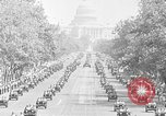 Image of American Legionnaires parade Washington DC USA, 1954, second 18 stock footage video 65675052612