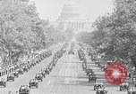 Image of American Legionnaires parade Washington DC USA, 1954, second 19 stock footage video 65675052612