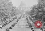 Image of American Legionnaires parade Washington DC USA, 1954, second 20 stock footage video 65675052612
