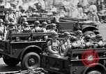 Image of American Legionnaires parade Washington DC USA, 1954, second 21 stock footage video 65675052612