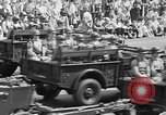 Image of American Legionnaires parade Washington DC USA, 1954, second 22 stock footage video 65675052612