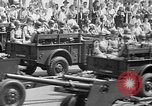 Image of American Legionnaires parade Washington DC USA, 1954, second 23 stock footage video 65675052612