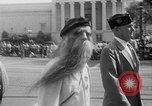 Image of American Legionnaires parade Washington DC USA, 1954, second 30 stock footage video 65675052612