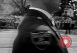 Image of American Legionnaires parade Washington DC USA, 1954, second 31 stock footage video 65675052612