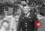 Image of American Legionnaires parade Washington DC USA, 1954, second 32 stock footage video 65675052612