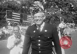 Image of American Legionnaires parade Washington DC USA, 1954, second 33 stock footage video 65675052612