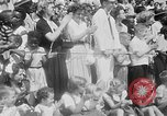 Image of American Legionnaires parade Washington DC USA, 1954, second 35 stock footage video 65675052612