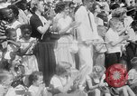 Image of American Legionnaires parade Washington DC USA, 1954, second 36 stock footage video 65675052612