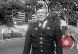 Image of American Legionnaires parade Washington DC USA, 1954, second 37 stock footage video 65675052612