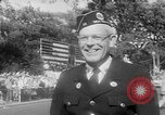 Image of American Legionnaires parade Washington DC USA, 1954, second 38 stock footage video 65675052612