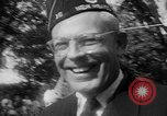 Image of American Legionnaires parade Washington DC USA, 1954, second 40 stock footage video 65675052612