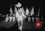 Image of American Legionnaires parade Washington DC USA, 1954, second 46 stock footage video 65675052612