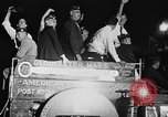 Image of American Legionnaires parade Washington DC USA, 1954, second 53 stock footage video 65675052612