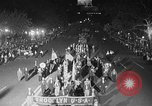 Image of American Legionnaires parade Washington DC USA, 1954, second 56 stock footage video 65675052612