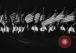 Image of American Legionnaires parade Washington DC USA, 1954, second 61 stock footage video 65675052612