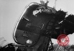 Image of wrecked planes United States USA, 1955, second 13 stock footage video 65675052616