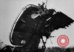 Image of wrecked planes United States USA, 1955, second 14 stock footage video 65675052616