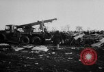 Image of wrecked planes United States USA, 1955, second 17 stock footage video 65675052616