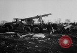 Image of wrecked planes United States USA, 1955, second 18 stock footage video 65675052616