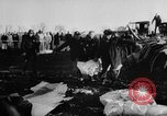 Image of wrecked planes United States USA, 1955, second 22 stock footage video 65675052616