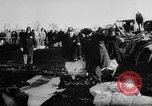 Image of wrecked planes United States USA, 1955, second 23 stock footage video 65675052616