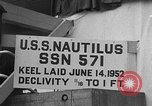 Image of USS Nautilus SSN-571 Groton Connecticut USA, 1954, second 19 stock footage video 65675052624