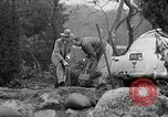 Image of men outside houses Sierra Madre California USA, 1954, second 31 stock footage video 65675052625