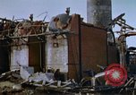 Image of destroyed boiler plant Japan, 1946, second 24 stock footage video 65675052633