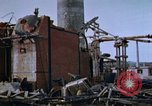 Image of destroyed boiler plant Japan, 1946, second 30 stock footage video 65675052633