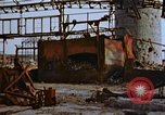 Image of destroyed boiler plant Japan, 1946, second 56 stock footage video 65675052633