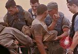 Image of US submarine rescues survivors from Japanese boat Pacific Ocean, 1945, second 14 stock footage video 65675052640