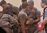 Image of US submarine rescues survivors from Japanese boat Pacific Ocean, 1945, second 15 stock footage video 65675052640