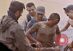 Image of US submarine rescues survivors from Japanese boat Pacific Ocean, 1945, second 22 stock footage video 65675052640