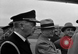 Image of Harry S Truman Berlin Germany Gatow Airport, 1945, second 13 stock footage video 65675052648