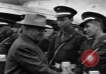 Image of Harry S Truman Berlin Germany Gatow Airport, 1945, second 17 stock footage video 65675052648