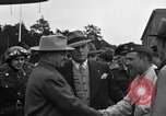 Image of Harry S Truman Berlin Germany Gatow Airport, 1945, second 25 stock footage video 65675052648