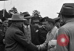 Image of Harry S Truman Berlin Germany Gatow Airport, 1945, second 26 stock footage video 65675052648